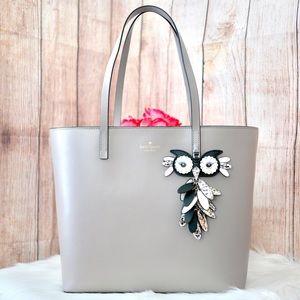 💯NWT Kate Spade Owl Little Len